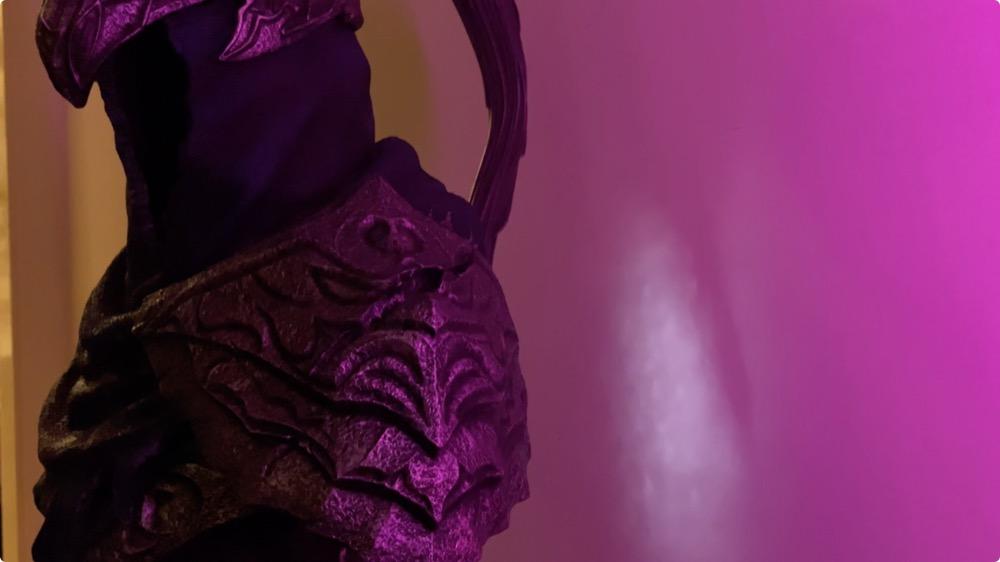 黑暗靈魂 亞爾特留斯 artorias 玩具 開箱 雕像 公仔