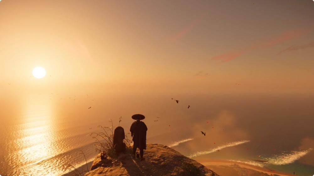 Ghost of Tsushima 對馬戰鬼 對馬島之魂 对马岛之魂 遊戲 PS4 PS5 導演版 導演剪輯版