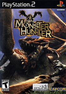 PS2 魔物獵人