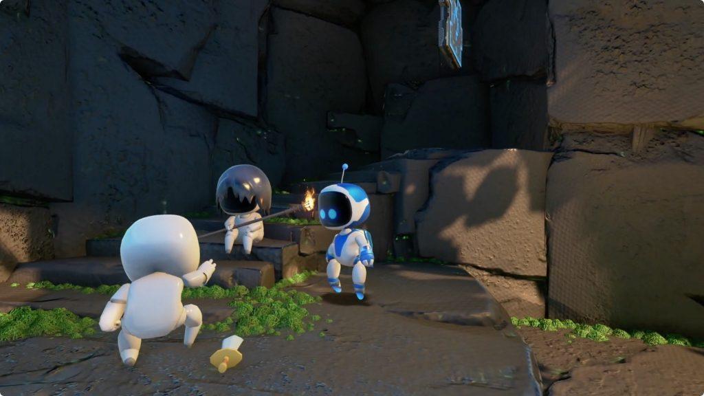 PS5 Astro's Playroom 太空機器人遊戲間 遊戲 介紹