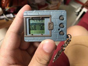 20 週年款 Digimon 怪獸對打機
