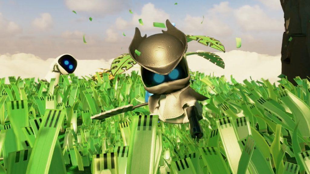 PS5 Astro's Playroom 太空機器人遊戲間