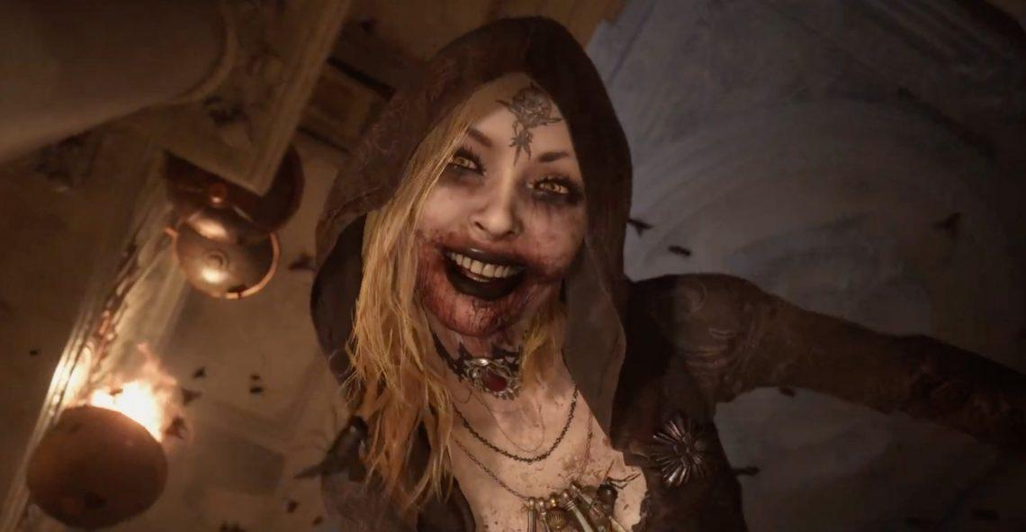 惡靈古堡 8 Resident Evil BIOHAZARD village 村莊